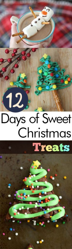 12 Days of Sweet Christmas Treats| Christmas Treats, Christmas Recipes, DIY Christmas Recipes, Christmas Treats, Homemade Christmas Treats, #Christmas #ChristmasTreats #ChristmasRecipes, #RecipeIdeas