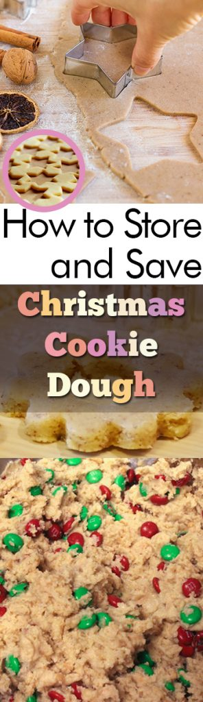 How to Store and Save Christmas Cookie Dough| Cookie Dough Recipes, Holiday Recipes, Holiday Home, Christmas Hacks, Christmas Recipes, Christmas Cookie Recipes, Holiday Cookie Dough, How to Store Cookie Dough #CookieDough #ChristmasRecipes #HolidayRecipes #Christmas