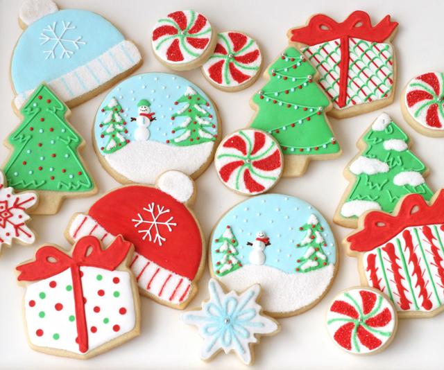 Christmas Cookie Baking Basics  Christmas Cookie, Cookie Recipes, Christmas Cookie Recipes, Christmas Cookie Tips and Tricks, Baking Tips, Baking Basics #ChristmasCookies #Christmas #CookieRecipes #HolidayRecipes #Holiday