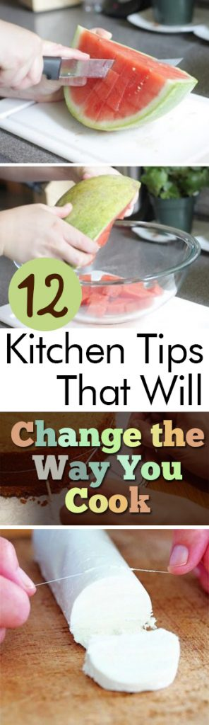 12 Kitchen Tips That Will Change the Way You Cook| Kitchen, Kitchen Tips and Tricks, Cooking Hacks, Simple Cooking Hacks, Life Hacks, TIps and Tricks, Home Tips and Tricks, Popular #Kitchen #Cooking