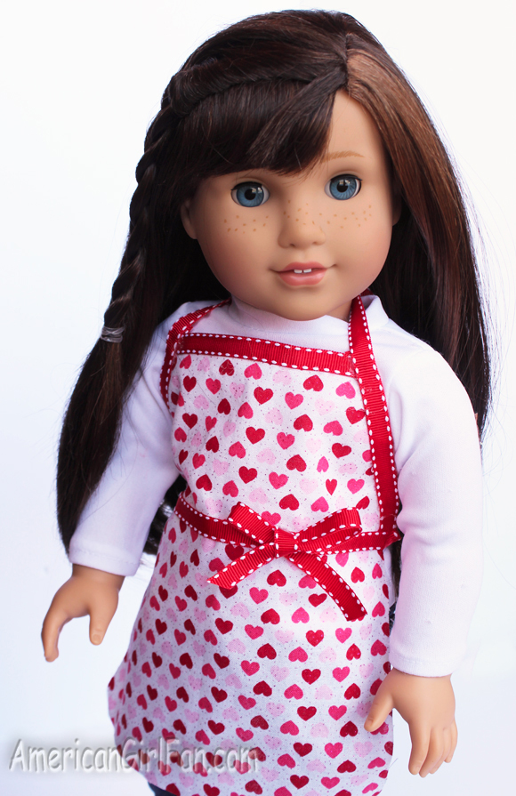 10 No Sew American Girl Doll Clothes| American Girl Doll, American Girl Clothes, DIY American Girl, No Sew Doll Clothes, No Sew Projects, American Girl Dolls, Popular Pin #AmericanGirl #NoSew