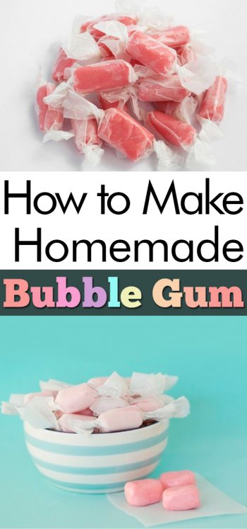 How to Make Homemade Bubble Gum| Homemade Bubble Gum, Bubble Gum Recipe, Bubble Gum Recipe Homemade, Candy Recipes, Easy Candy Recipes, Candy Recipes Easy #HomemadeBubbleGum #BubbleGumRecipe #CandyRecipesEasy