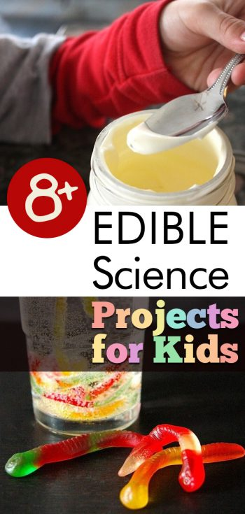 8+ EDIBLE Science Projects for Kids,  Science Projects for Kids, Science Experiments, Science Experiments for Kids, Edible Science, Edible Science Experiments, Education Kids Ideas