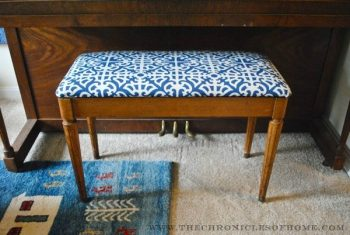 Cool How To Reupholster A Bench Seat My List Of Lists Find Gamerscity Chair Design For Home Gamerscityorg