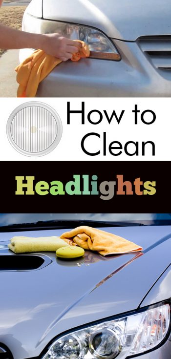 Feeling a Little in the Dark? How to Clean Headlights, Car Hacks, Car Cleaning Hacks, Car Cleaning Tips, Headlights Cleaning, Headlight Restoration