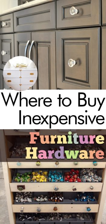 Where to Buy Inexpensive Furniture Hardware | Furniture Hardware | Where to Buy Furniture Hardware