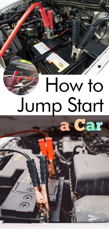 how to jump start a car, jump start a car, how to successfully jump start a car, DIY jump start a car
