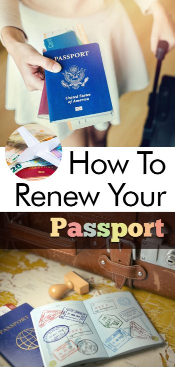 renew your passport, passport, renewing your passport, how to renew your passport