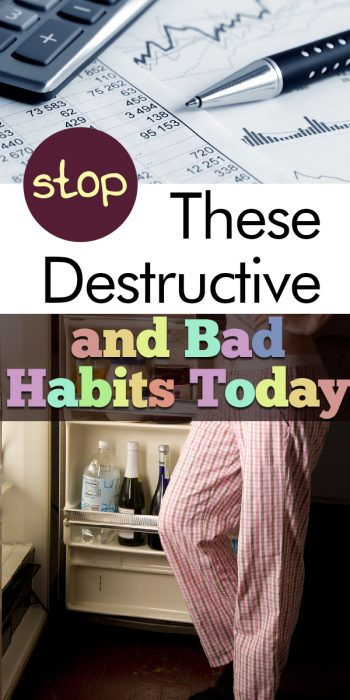 Bad Habits | Stop Bad Habits | Tips and Tricks to Stop Bad Habits | Stop Destructive Habits | Learn How to Stop Bad Habits