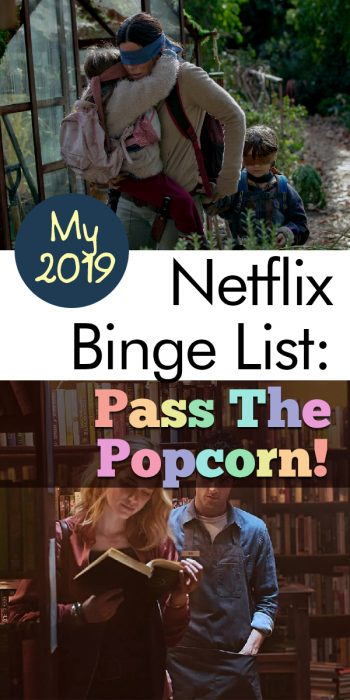 Netflix Binge List | Netflix Binge Ideas | Shows To Binge Watch on Netflix | 2019 Netflix Binge List | 2019 Netflix Binge List Ideas
