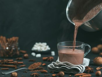 hot chocolate | hot cocoa | hot chocolate bar | hot cocoa bar | hot chocolate toppings | flavors | recipe | hot chocolate recipe