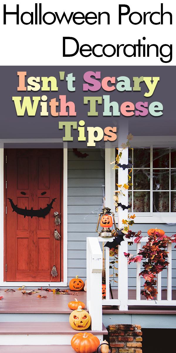 Halloween porch | Halloween porch decorating | porch | porch decor | Halloween | Halloween decor | fall
