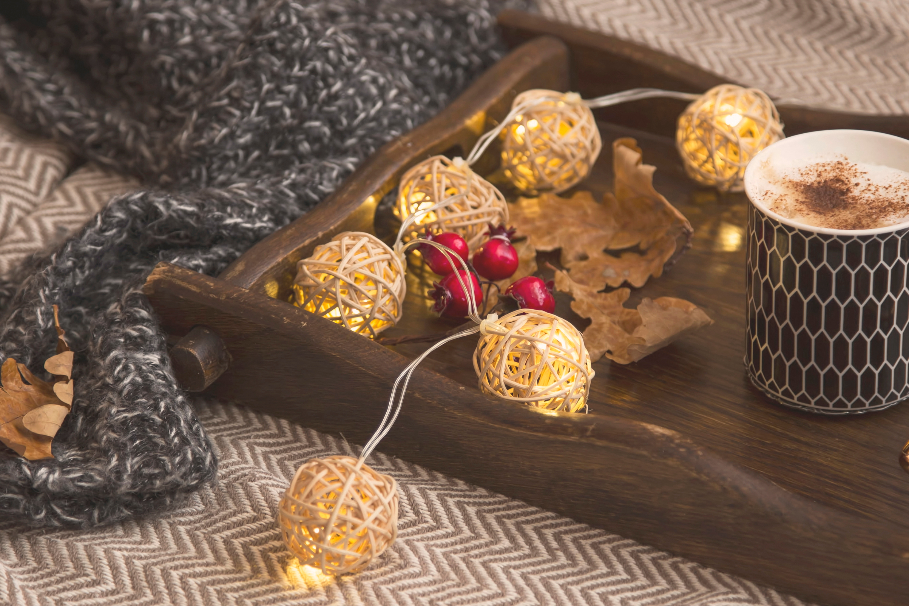 Having the perfect Thanksgiving decor is important for setting the festive mood. Here are some amazing Thanksgiving door garland for your decor.