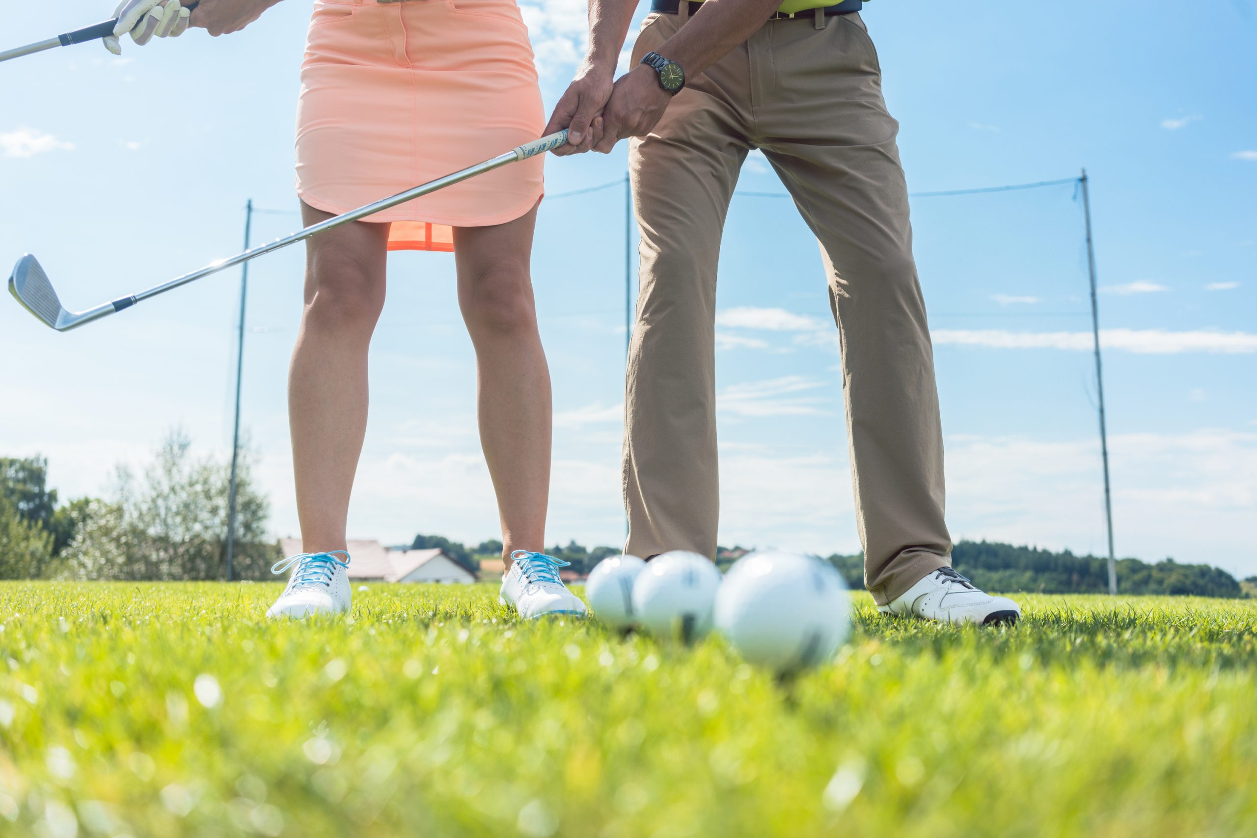 I am not going to lie, sometimes it's hard to think of something fun to do for date night! Fortunately, if you ever find yourself stuck, I've got you covered with these alphabet date night ideas that start with D. Spend the day at the driving range working on your golf skills.