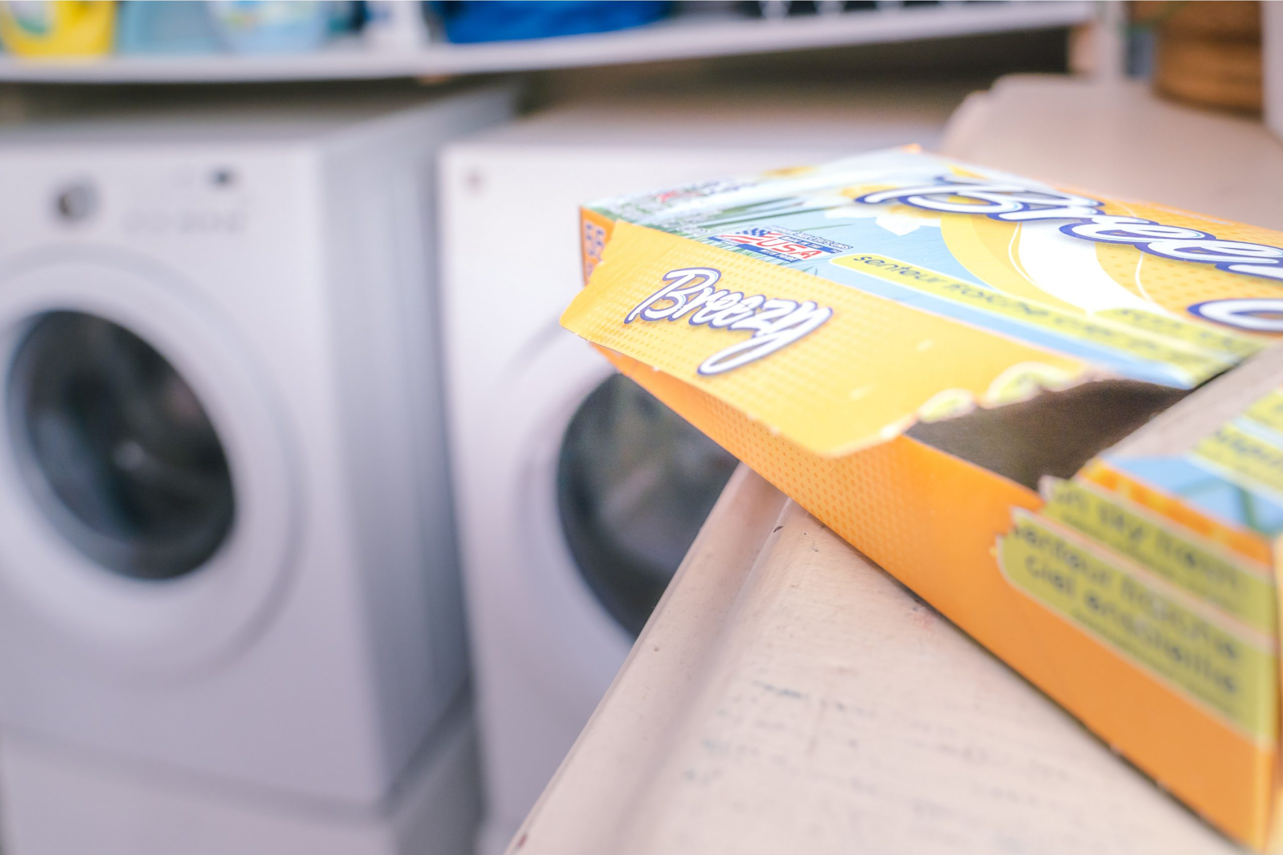 I've been using dryer sheets, in my dryer, for as long as I can remember. But dryer sheets are great for more than just laundry. Learn all of the amazing things you can clean up using dryer sheets! Here is a list of ten of my favorite ways to use dryer sheets throughout the house.