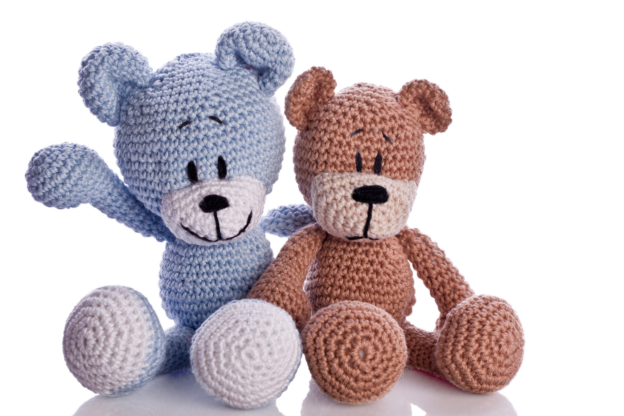 When I stumbled upon an adorable crochet peeps pattern I knew that I absolutely had to share. Keep reading for these super cute (and free!) crochet peeps patterns so you can make your own adorable bears!