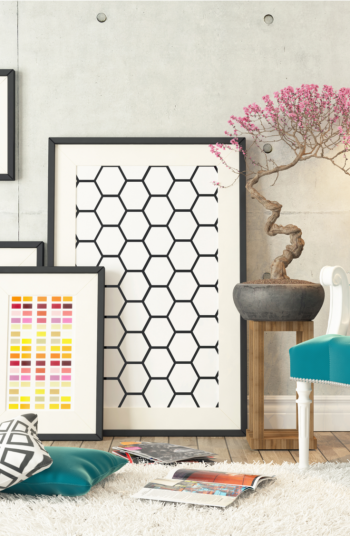 To save money on your home decor, check out these home decor ideas from the dollar store. These wall art ideas will look great in your home!