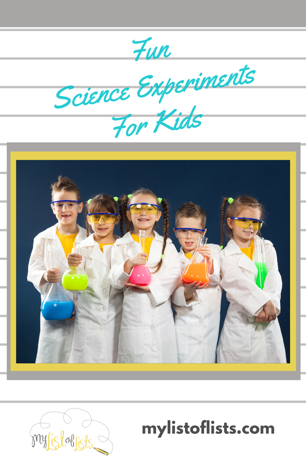 Imagine turning your kitchen into a science lab. White coats and all. The kids will go nuts about this idea. Let them play and learn at the same time with any one of these 10 easy science experiments for kids. Keep reading and get ready for some fun. #kidsscienceideas #scienceforkids #kidseducationideas