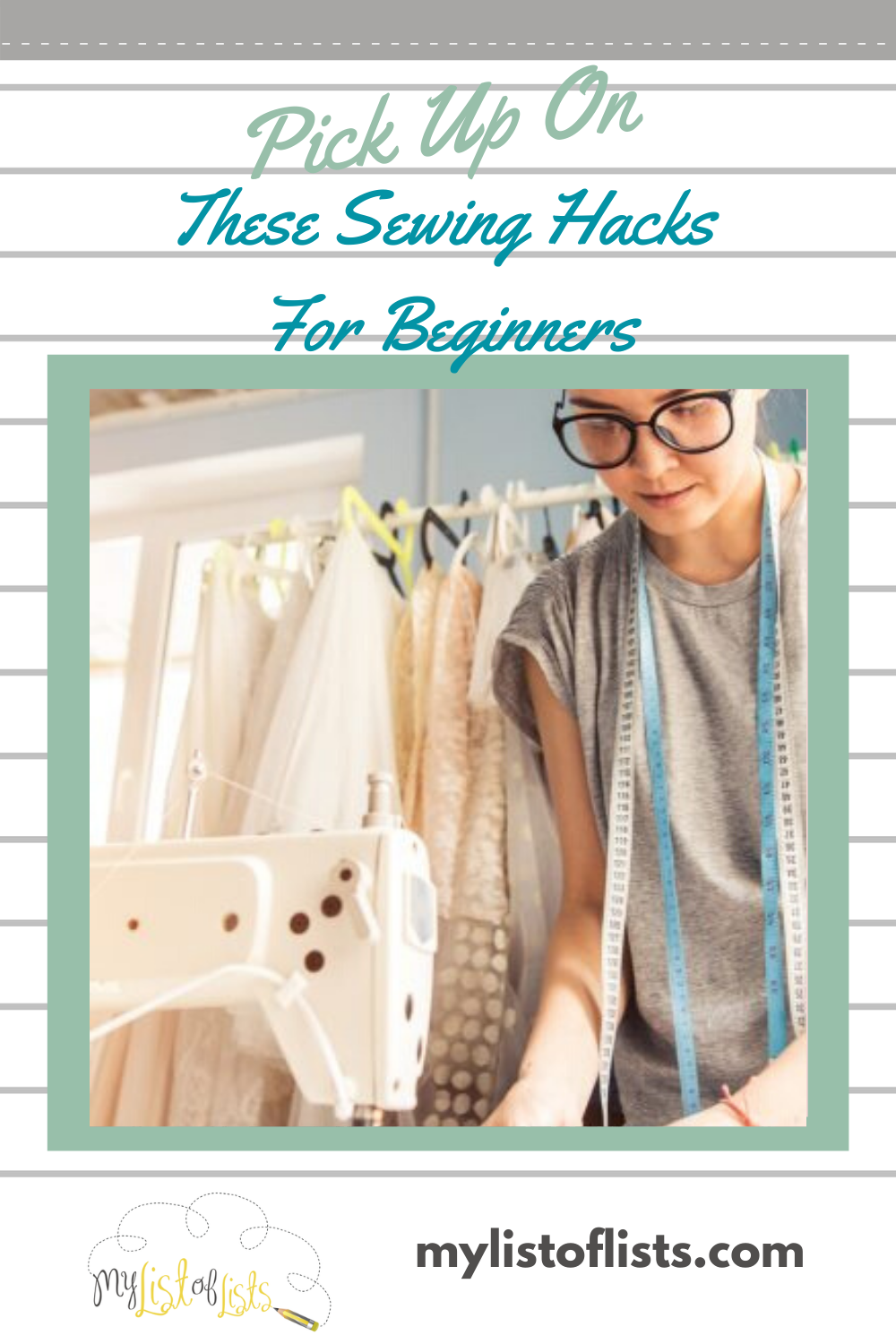 """Once you learn these few sewing hacks, you will laugh until you are in """"Stitches"""" Those things that once """"SEAM""""ed hard, are not easy to get zipped up. Keep reading for some super helpful sewing hacks that every beginner will love to know. If you don't read it, well, SEW be it! You will miss out! #sewinghacks #sewingmadesimple #beginningsewingtips"""