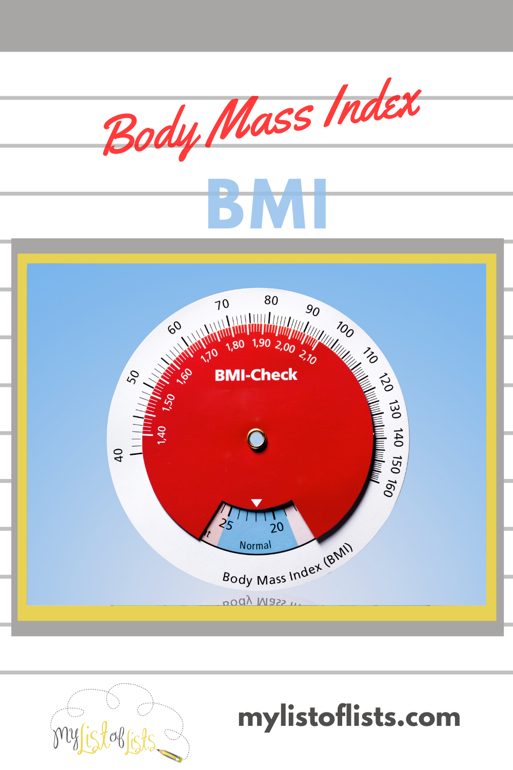 Do you know what your BMI is? BMI, or Body Mass Index measure the amount of fat your body has relevant to your weight. Knowing that could save your life. Read this post for more info about the BMI chart, how to calculate your BMI and where you stand. Keep up the good work and stay healthy. #BMI #Health #fitness