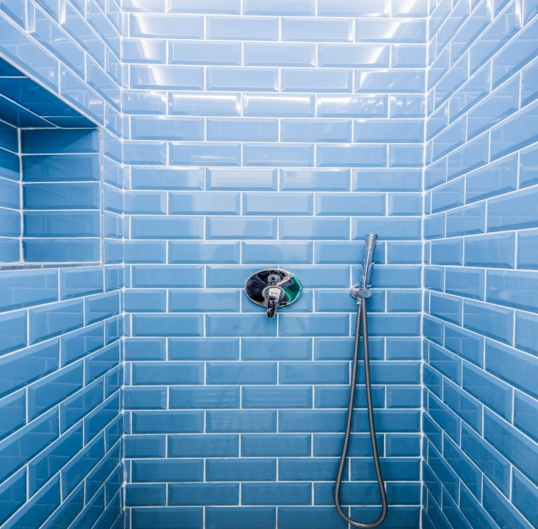 Creating a decent vibe for a windowless bathroom